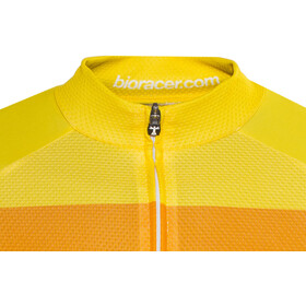 Red Cycling Products Colorblock Race Jersey Uomo, rosso/giallo